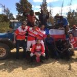 CHILE VENCE A ZAMBIA Test match histórico en África