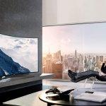 SAMSUNG lanza su última línea de televisores SUHD