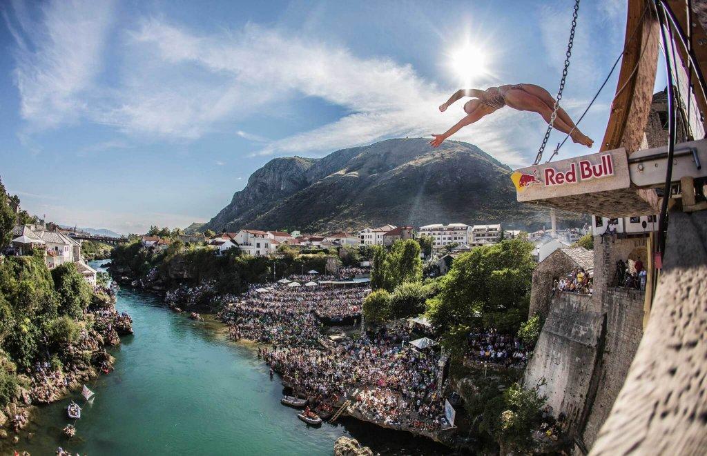 Red Bull Cliff Diving: Chile será una de las seis paradas de