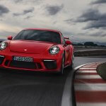 Tercer lanzamiento de PORSCHE en Ginebra: 911 GT3, para la pista y la carretera