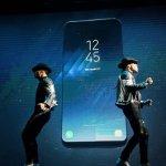 Lanzamiento en Chile del SAMSUNG Galaxy S8 y S8+