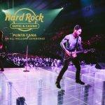 MAROON 5 se presentará en HARD ROCK HOTEL & CASINO Punta Cana