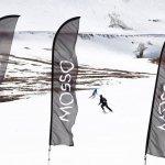 La Copa MOSSO Valle Nevado cierra la temporada de esquí