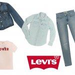 LEVI'S lanza en Chile nueva colección de jeans para mujeres