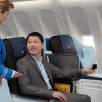 VIÑA MONTES elegido para acompañar a World Business Class de KLM