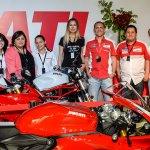 DUCATI presenta modelos 2018 en nueva versión de Ducati World Premier