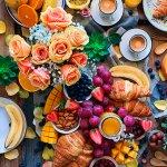 Desayunos gourmet del mundo