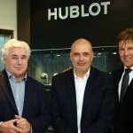 HUBLOT presenta su nueva colección en MOSSO