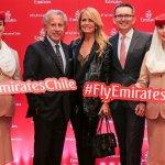 EMIRATES: El estilo de Dubai aterriza en Chile