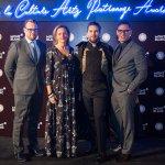 Juan Yarur recibió premio MONTBLANC de la Culture Arts Patronage Awards 2018