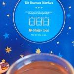 Kit Buenas Noches de ADAGIO TEAS: beneficia el sueño reparador