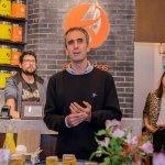 Nueva tienda de ADAGIO TEAS en Parque Arauco