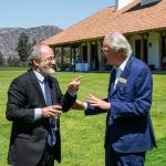 VIÑA LOS VASCOS celebró sus 30 años en Peralillo