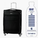 Eco-lite de SAMSONITE: la primera maleta de tela fabricada con botellas plásticas recicladas