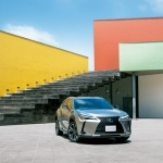 All New LEXUS UX: un auto de alta gama crossover eco-amigable