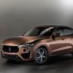 Debuta en Nueva York el nuevo Maserati Levante Ermenegildo Zegna