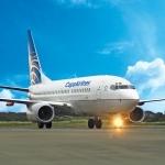 """COPA AIRLINES reconocida como """"la mejor aerolínea de Centroamérica y Caribe"""""""