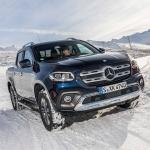 Nueva pickup MERCEDES-BENZ Clase X 350 d: La más potente en su segmento