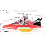 Chileno lanza marca de zapatillas de Lujo en Estados Unidos, Japón, China y Europa