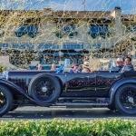 Bentley 8 litros de 1931 elegido el auto más lindo del mundo