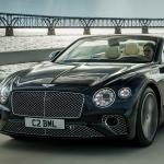 Llega a Chile el nuevo BENTLEY Continental GTC V8