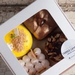 Torres Laymuns:  Dos jóvenes promesas de la pastelería de autor se toman el comercio online