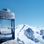 BVLGARI Man Glacial Essence; una frescura chispeante que captura la magnitud de las montañas congeladas