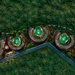 DNA Barcelona Architects  nos revela como será el espectacular COCOON Hotel & Resort en Tulum
