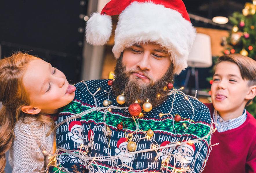 The Body Shop te invita a vivir esta Navidad de forma más auténtica, simple y real, dejando de lado el estrés y el perfeccionismo, para disfrutar de los momentos desordenados e inesperados que nos dan tanta alegría