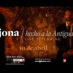 """""""Hecho a la Antigua"""": el espectáculo virtual de Ricardo Arjona transmitido desde la antigua Guatemala"""